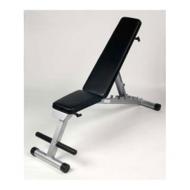 Powerline FOLDING Flat/Incline/Decline Utility Bench - Northampton Ex Display Model (Collection Only)