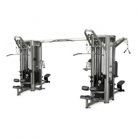 Matrix Fitness Commercial G3 Series MS-80 8 Stack Multi Station