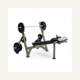 Matrix Fitness Commercial G3 Series FW15 Olympic Decline Bench