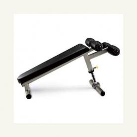 Matrix Fitness Commercial G3 Series FW83 Adjustable Decline Bench