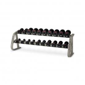 Matrix Fitness Commercial G3 Series FW91 10 Pair Dumbbell Rack
