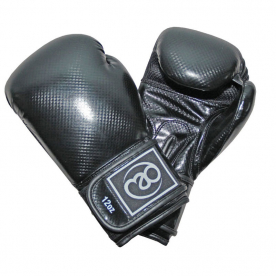 Boxing-Mad Carbon Cool Palm Sparring Gloves 10oz