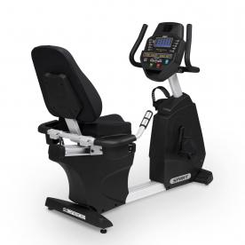 Spirit CR800 Recumbent Exercise Bike (Black)