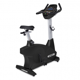 Spirit CU800 Upright Exercise Bike (Black)