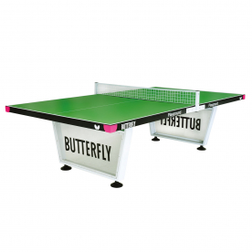 Butterfly Playground Outdoor Table Tennis Table Green