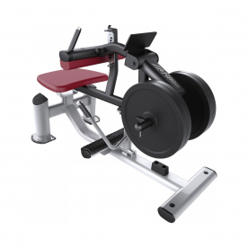Life Fitness Signature Series Plate Loaded Calf Raise