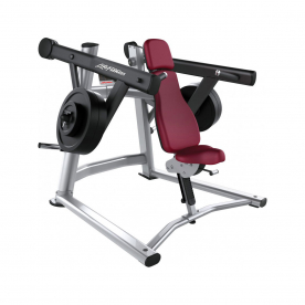 Life Fitness Signature Series Plate Loaded Shoulder Press