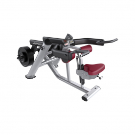 Life Fitness Signature Series Plate Loaded Seated Dip