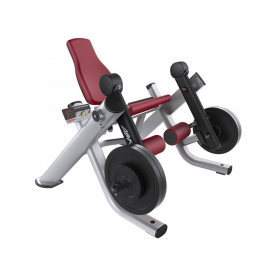 Life Fitness Signature Series Plate Loaded Linear Leg Extension