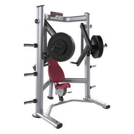 Life Fitness Signature Series Plate Loaded Decline Chest Press