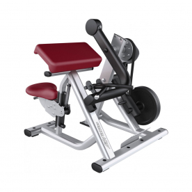 Life Fitness Signature Series Plate Loaded Biceps Curl