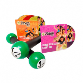 High Street TV Zumba DVD Box Set and Toning Hand Weights