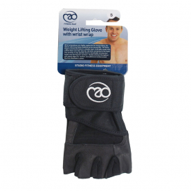Fitness-MAD Weight Lifting Wrist Wrap Glove Large