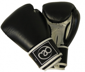Boxing-Mad Leather Pro Sparring Gloves 10oz