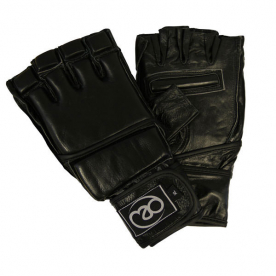 """Boxing-Mad Leather Pro """"Grappling"""" Gloves XL"""