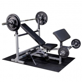 Body-Solid Ultimate PowerCentre Bench Package