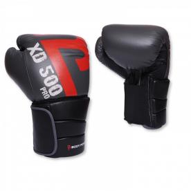Body Power XD500 Pro Premium Club Leather Sparring Gloves - 16oz