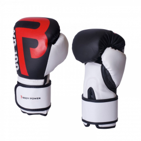 Body Power XD100 PU Sparring Gloves - 10oz