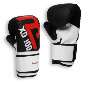Body Power XD100 PU Bag Gloves - Large