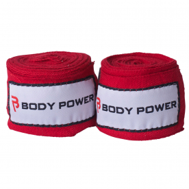 Body Power Nylon Handwrap 3m