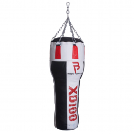 Body Power XD100 3.5ft PU Uppercut Filled Punch Bag