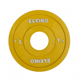 Eleiko 1.5Kg Olympic WL Competition Disc/Plate (x1)
