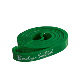 Body-Solid Lifting Band (Light Resistance) Green