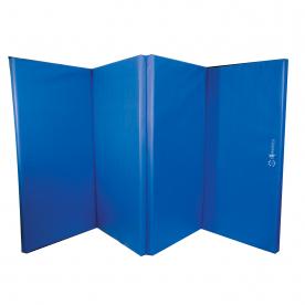 Foldable (4 fold mat) - 50mm Blue