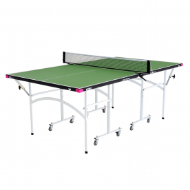 Butterfly Junior Rollaway Table Tennis Table - Green
