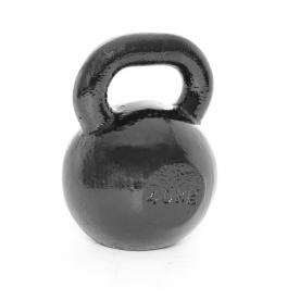 Body Power 40kg Cast Iron Kettlebell (x1)