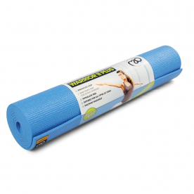 Light Blue Warrior 11 6mm Yoga Mat P