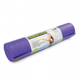 Purple Warrior 11 6mm Yoga Mat Plus