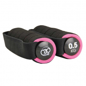 Pro Hand Weights With Strap 0.5kg x