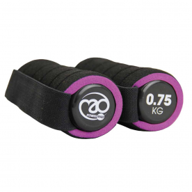 Pro Hand Weights With Strap 0.75kg x%2