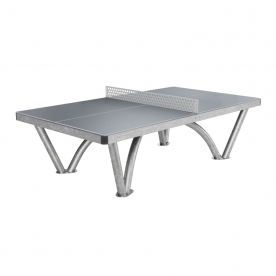 Cornilleau Park Static Outdoor Table Tennis Table - Grey