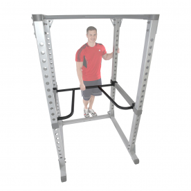 Body-Solid Dip Attachment for GPR378 Power Rack