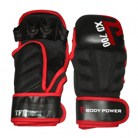 Body Power XD700 MMA Gloves S/M