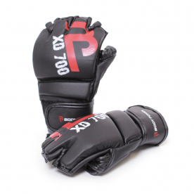 Body Power XD700 Contender All PU MMA Grappling Gloves  (L/XL)