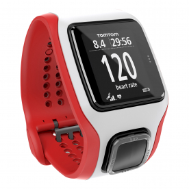 Runner Cardio Watch with Heart Rate -%