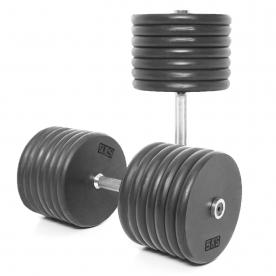 Body Power 70Kg Pro-style Dumbbells (x2)