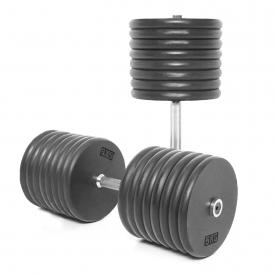 Body Power 80Kg Pro-style Dumbbells (x2)