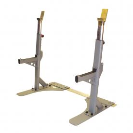 Jordan Fitness Premium Heavy Duty Squat Stand