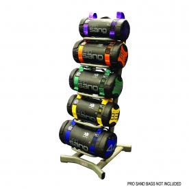 Jordan Fitness Sandbag Rack - Vertical - Grey
