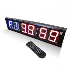 Jordan Fitness Digital Interval Timer Clock