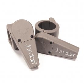 Jordan Fitness Studio Barbell Clamp Collars - 30mm (pair)