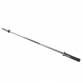 Body Power 6' Olympic Bar - Fits Olympic Width Equipment (28mm)