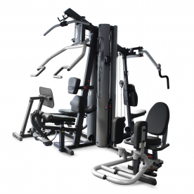 Body-Solid G9 Multi Station Gym with Inner/Outer Thigh Station