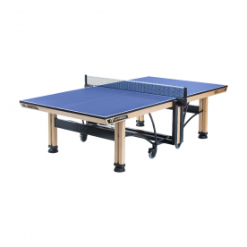 Cornilleau Competition ITTF 850 Wood Indoor Table Tennis Table Blue