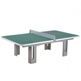 Butterfly B2000 Standard Concrete Table 30SQ Green Granite