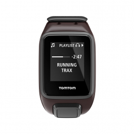 Spark Music GPS Fitness Watch (Ale B
